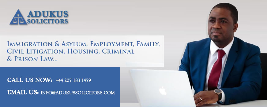 Banner - Areas of Law Advert