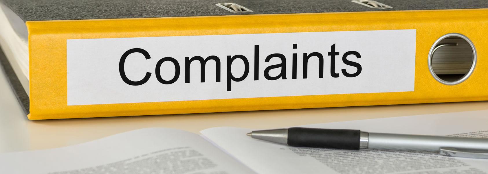 Complaints Proceedure