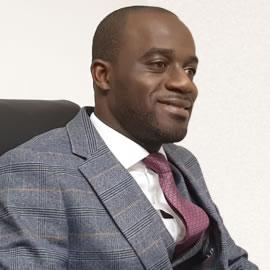 Thomas Ddumba in Office