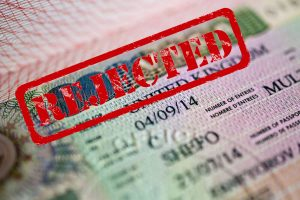 Refused Visa Application